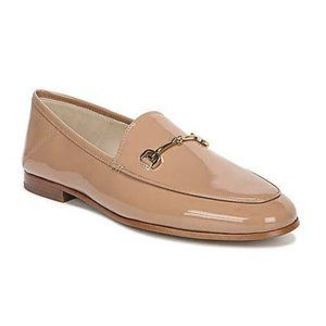 New SAM EDELMAN Patent Leather Loraine Loafers 5.5